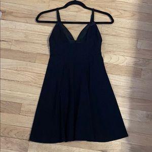 Tobi black cocktail dress